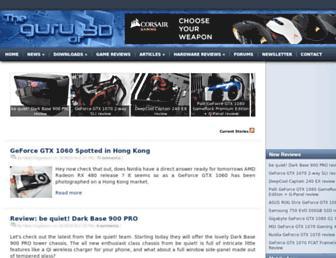 guru3d.com screenshot