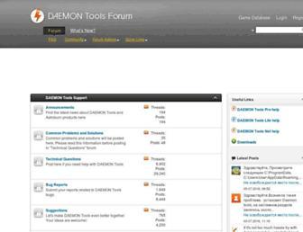 forum.daemon-tools.cc screenshot