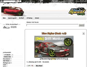 lfs-database.blogspot.com screenshot