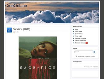 cinedirecto.net screenshot