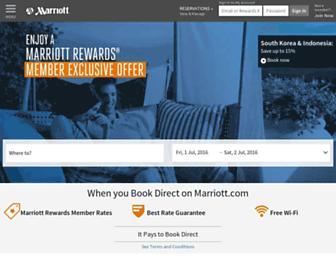 Thumbshot of Marriott.com.au