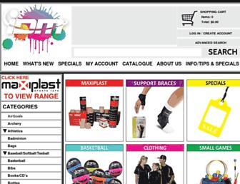 shop.idmsports.com.au screenshot