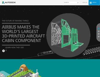 images.autodesk.com screenshot