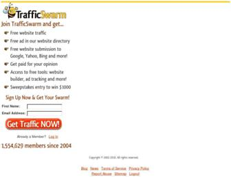 Thumbshot of Trafficswarm.com