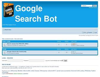 Thumbshot of Googlesearchbot.org