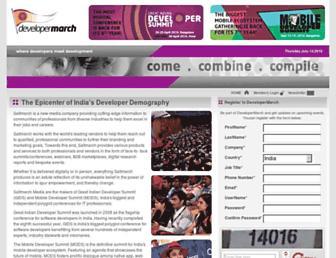 developermarch.com screenshot