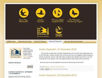 cmboviewfromthefield.blogspot.com screenshot