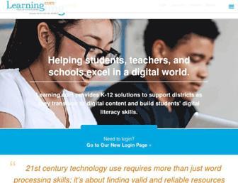 Thumbshot of Learning.com