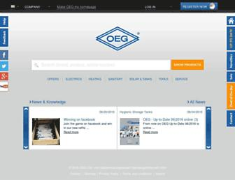 Thumbshot of Oeg.de