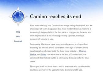 Thumbshot of Caminobrowser.org