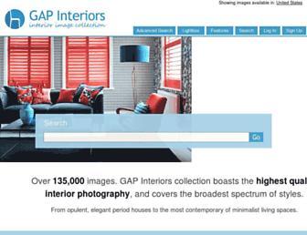 Thumbshot of Gapinteriors.com