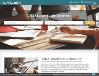 at.cylex.de screenshot
