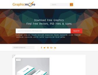 graphicmore.com screenshot