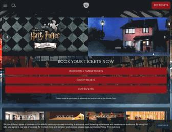 Thumbshot of Wbstudiotour.co.uk
