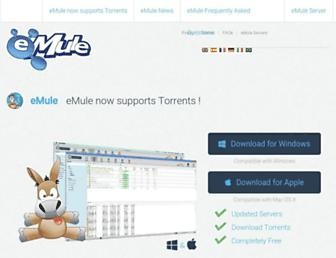 emule.com screenshot