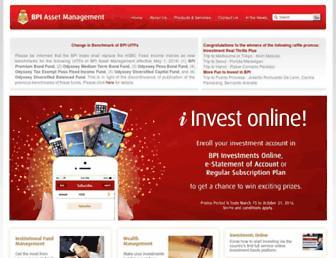 bpiassetmanagement.com screenshot