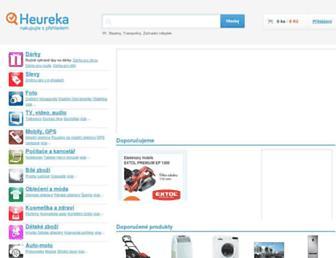 Thumbshot of Heureka.cz