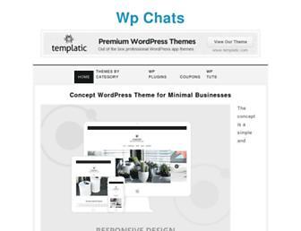 Thumbshot of Wpchats.com