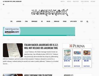 jailbreakiosx.com screenshot