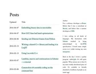 csl.name screenshot