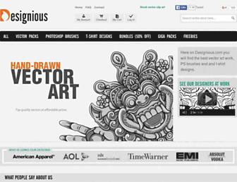 Thumbshot of Designious.com