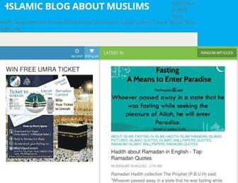 islamghar.com screenshot