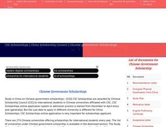 cscscholarship.org screenshot