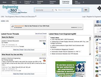 cr4.globalspec.com screenshot