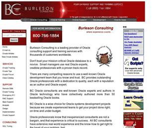 Thumbshot of Dba-oracle.com