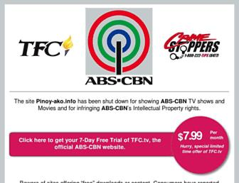 Thumbshot of Pinoy-ako.info