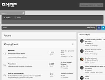 Thumbshot of Qnapclub.fr