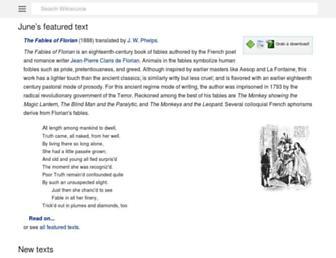 en.m.wikisource.org screenshot