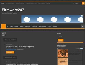 firmware247.com screenshot