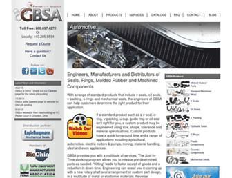 gbsa.com screenshot