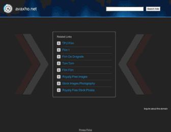 avaxho.net screenshot