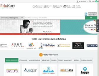 Thumbshot of Edukart.com