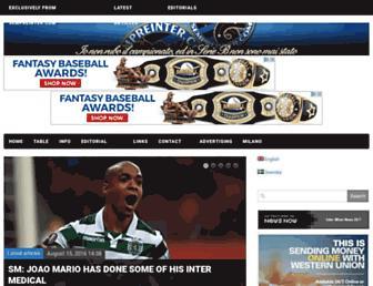 sempreinter.com screenshot