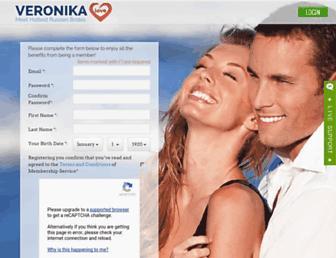 Thumbshot of Veronikalove.com