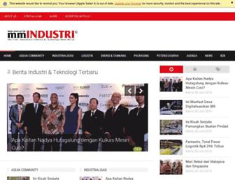 mmindustri.co.id screenshot