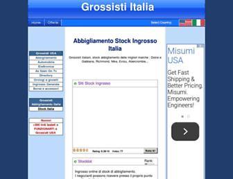 it.wholesalerslinks.com screenshot
