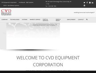 cvdequipment.com screenshot