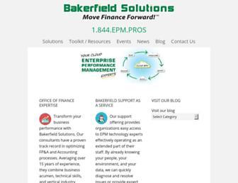bakerfieldsolutions.com screenshot