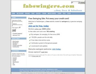 Thumbshot of Fabswingers.com