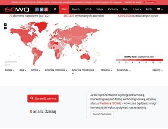 pl.isowq.org screenshot