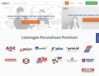 m.jobs.id screenshot