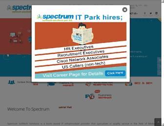 Thumbshot of Spectrum.net.in