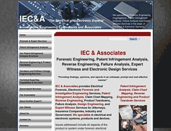ieca-inc.com screenshot