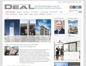 deal-magazin.com screenshot