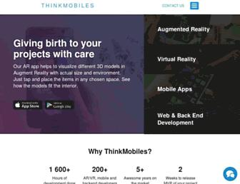 thinkmobiles.com screenshot