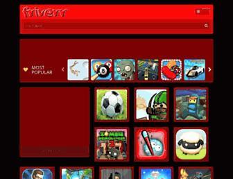 friverr.com screenshot